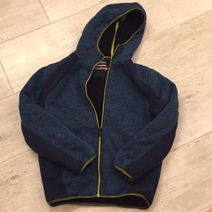 Hawke & Co Heavy Fleece Jacket, size 14/16
